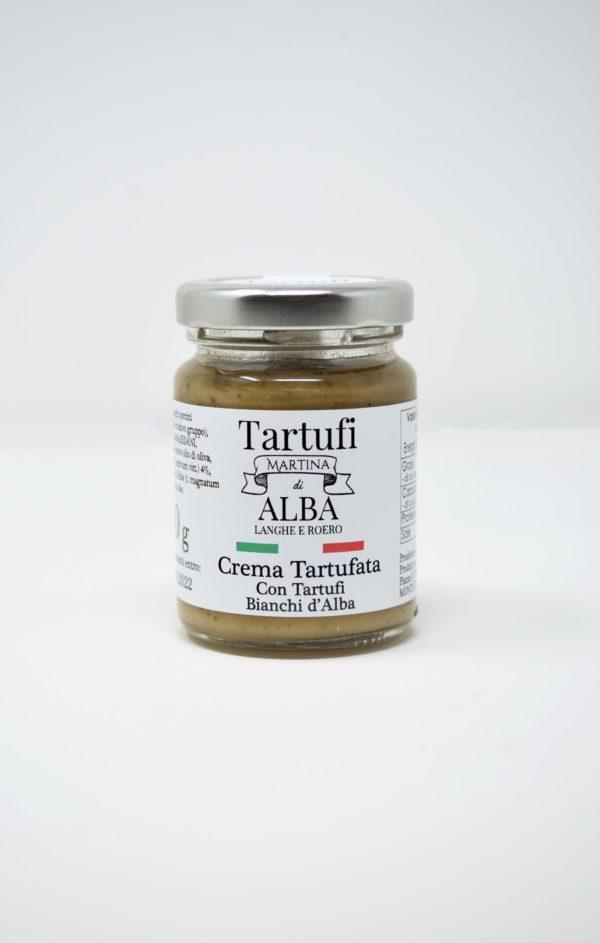 crema tartufo bianco