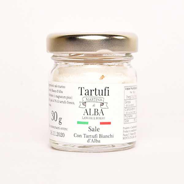 sale tartufo bianco alba